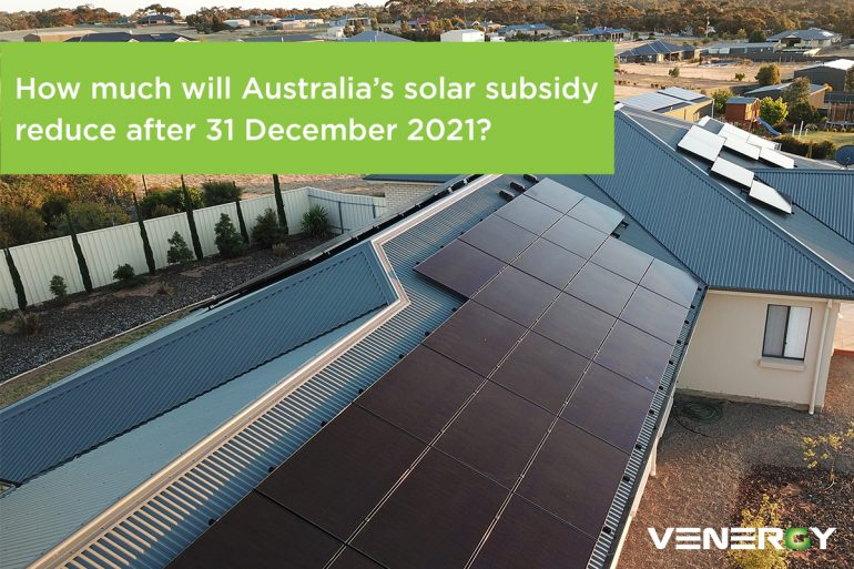 The Great Australian Solar Panel Rebate Phase Out 2021