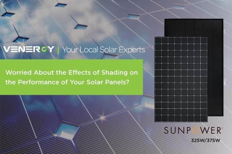 Solar Panel Shade: Does Shading Affect the Performance of PV Panels?