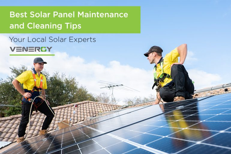 Best Solar Panel Maintenance and Cleaning Tips