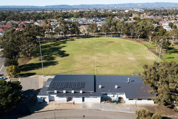 - City of Port Adelaide Enfield Council Project