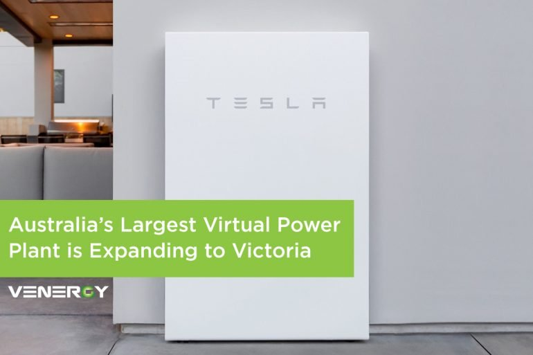 Tesla Launches its Energy Plan in Victoria as Part of Virtual Power Plant Expansion
